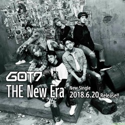 GOT7 New Single 「THE New Era」日版