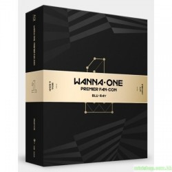 WANNA ONE - WANNA ONE PREMIER FAN-CON BLU-RAY