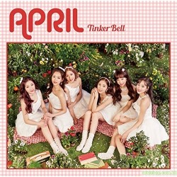 April TinkerBell Special盤 [初回限定盤, CD+DVD]