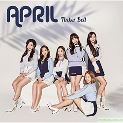 April TinkerBell [通常盤Type B, CD ONLY]