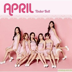 April TinkerBell [通常盤Type A, CD ONLY]