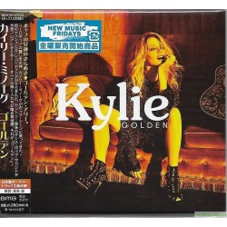 Kylie Minogue Golden [Japan Version]