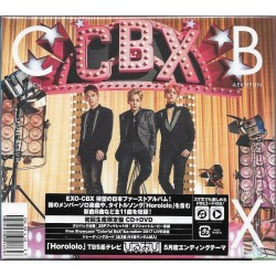 EXO-CBX MAGIC [初回限定盤, CD+DVD]