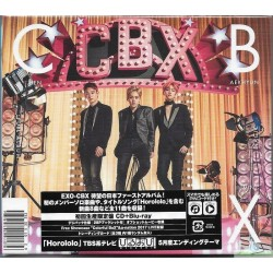 EXO-CBX MAGIC MAGIC [初回限定盤, CD+Blu-ray]