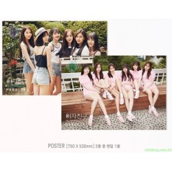 GFRIEND The 5th Mini Album [PARALLEL] POSTER