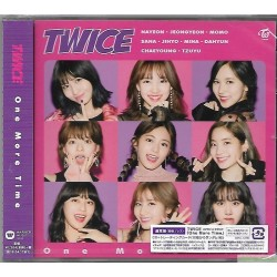 TWICE One More Time [通常盤, CD ONLY]