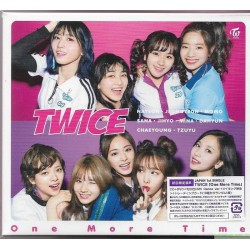 TWICE One More Time [初回限定盤B, CD+DVD]