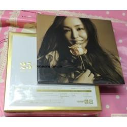 安室奈美恵 (Namie Amuro) Finally [初回盤, 3CD]