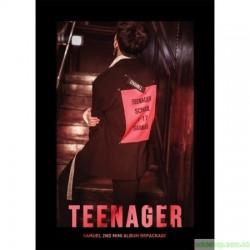 SAMUEL -TEENAGER  (2ND MINI ALBUM REPACKAGE)