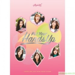 APINK (에이핑크) - PUT YOUR HANDS UP 3DVD