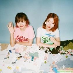 臉紅的思春期 볼빨간사춘기 - RED DIARY PAGE.2(MINI ALBUM)
