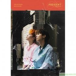 WOO JIN YOUNG, KIM HYUN SOO - PRESENT (SPECIAL MINI ALBUM)