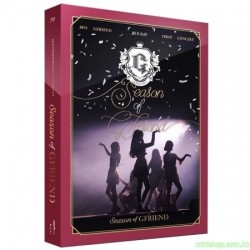 GFRIEND 여자친구 - 2018 GFRIEND FIRST CONCERT BLU-RAY [SEASON OF GFRIEND]