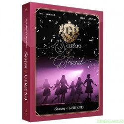 GFRIEND 여자친구 - 2018 GFRIEND FIRST CONCERT [SEASON OF GFRIEND]DVD