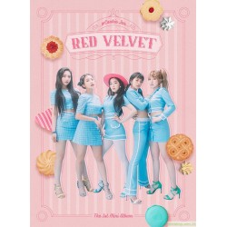 Red Velvet  JAPAN 1st mini ALBUM「Cookie Jar」 ※初回生産限定盤
