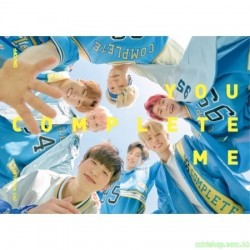 ONF - YOU COMPLETE ME (2ND MINI ALBUM)