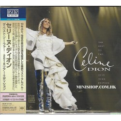 Celine Dion The Best So Far . . . 2018 Tour Edition [Regular Edition, Blu-spec CD2]