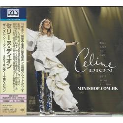 Celine Dion The Best So Far . . . 2018 Tour Edition [Regular Edition, Blu-spec CD2]