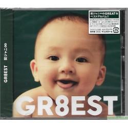 關8 GR8EST [通常盤, 2CD] 日版