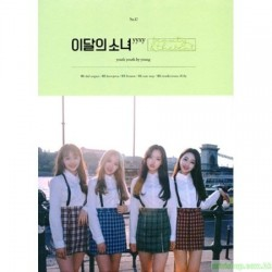 本月少女 YYXY 이달의 소녀- BEAUTY&THEBEAT (MINI ALBUM)