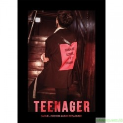 SAMUEL -TEENAGER  (2ND MINI ALBUM REPACKAGE)