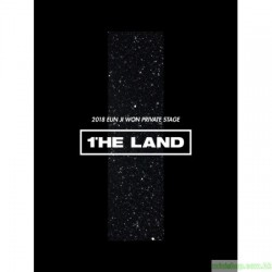 EUN JI WON 殷志源  2018 EUN JI WON PRIVATE STAGE_1 THE LAND (2 DVD)