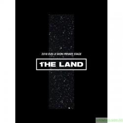 EUN JI WON 殷志源  2018 EUN JI WON PRIVATE STAGE_1 THE LAND (2 DVD)