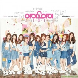 [再版]I.O.I - Mini Album Vol.1  通常版