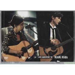 [台版]KinKi Kids MTV Unplugged: KinKi Kids [DVD]取消發行台版