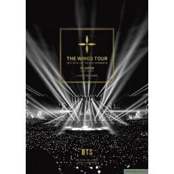 [通常版2DVD]BTS 防彈少年團  2017 BTS LIVE TRILOGY EPISODE III THE WINGS TOUR IN JAPAN ~SPECIAL EDITION~ at KYOCERA DOME