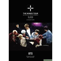 [初回DVD]BTS 防彈少年團2017 BTS LIVE TRILOGY EPISODE III THE WINGS TOUR IN JAPAN ~SPECIAL EDITION~ at KYOCERA DOME