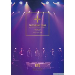 [通常版Blu-ray]BTS 防彈少年團 2017 BTS LIVE TRILOGY EPISODE III THE WINGS TOUR IN JAPAN ~SPECIAL EDITION~ at KYOCERA DOME
