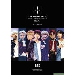 [初回Blu-ray]BTS 防彈少年團2017 BTS LIVE TRILOGY EPISODE III THE WINGS TOUR IN JAPAN ~SPECIAL EDITION~ at KYOCERA DOME