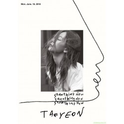 TAEYEON - SOMETHING NEW (3ND MINI ALBUM)