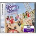 MOMOLAND BBOOM BBOOM 初回限定盤A CD+DVD