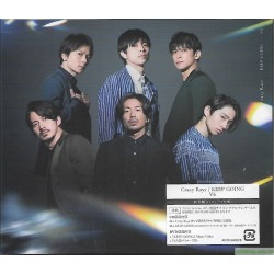 V6 Crazy Rays/KEEP GOING 日版