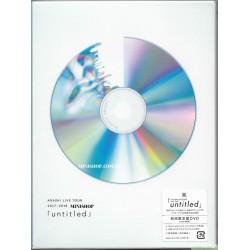 嵐 ARASHI LIVE TOUR 2017-2018「untitled」[初回限定版, 3DVD+64頁Live Photobook]