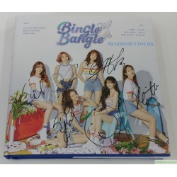AOA 5TH MINI ALBUM [BINGLE BANGLE]