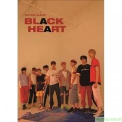 UNB 유앤비 - BLACK HEART (2ND MINI ALBUM)