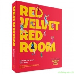 RED VELVET 레드벨벳 - RED VELVET 1ST CONCERT [RED ROOM]
