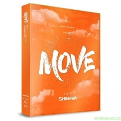 SHINHWA 19TH ANNIVERSARY SUMMER LIVE [MOVE] BLU-RAY