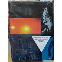 [預購簽名版]林宥嘉 THE GREAT YOGA演唱會 Blu-ray 藍光BD (首批限量精裝版)