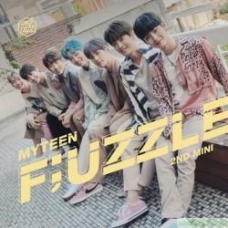 MYTEEN - F UZZLE (2ND MINI ALBUM)