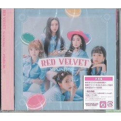 Red Velvet  JAPAN 1st mini ALBUM「Cookie Jar」