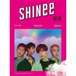 SHINee Sunny Side [初回限定盤, CD+DVD+24頁歌詞本]