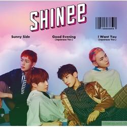 SHINee Sunny Side [通常盤, CD+12頁歌詞本]