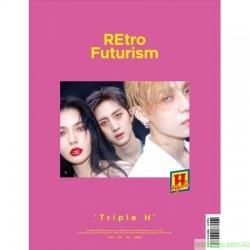 TRIPLE H 트리플 - RETRO FUTURISM (2ND MINI ALBUM)
