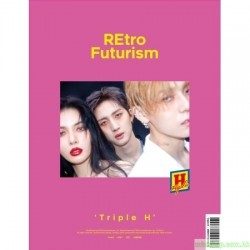 TRIPLE H 트리플 - RETRO FUTURISM (2ND MINI ALBUM)