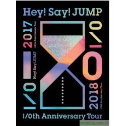 Hey! Say! JUMP I/Oth Anniversary Tour 2017-2018[DVD]