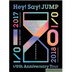 [台壓版]Hey! Say! JUMP I/Oth Anniversary Tour 2017-2018[DVD]